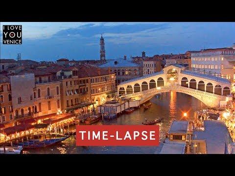 Rialto Bridge Timelapse (24h) - Venice i