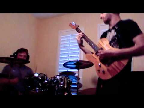 PLANETARY GENOCIDE song 1 instrumental play through
