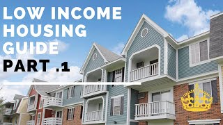 How to Get Low Income Housing Fast - Housing Waiting List Guide | Ep 1
