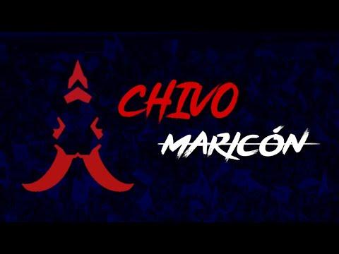 """Chivo Maricón"" Barra: La Sangre Azul • Club: Cruz Azul"