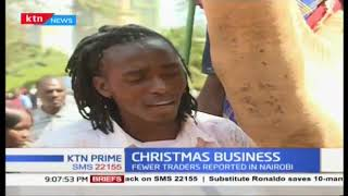 Christmas Business: Traders saying business going down after christmas