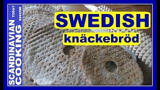 How to Make Swedish Crispbread