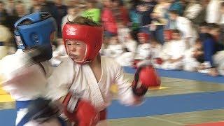 Сюжет ТСН24: Открытое первенство по рукопашному бою прошло в Ефремове