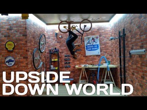 Video Foto Terbalik di Upside Down World Jogja (Yogyakarta)