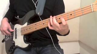 AKINO - Go Tight! - Bass Cover