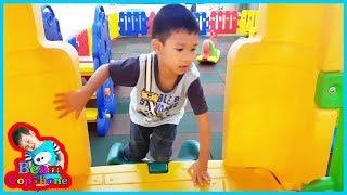 น้องบีม   เล่นสนามเด็กเล่นที่เซ็นทรัลศาลายา Indoor Playground