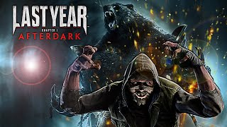MOST INTENSE HORROR GAME W/STRANGLER & SPIDER | Last Year After dark (NEW)