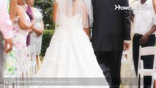 How to Walk Down the Aisle | Perfect Wedding
