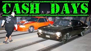 Street Outlaws vs REAL STREET RACING!