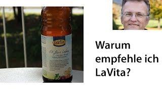 Warum sollten auch Sie das Vitalstoffkonzentrat LaVita nehmen?