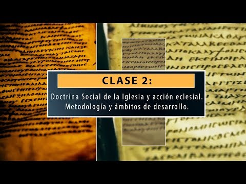 video Programa La Liturgia de las Horas en la vida espiritual de hoy: Clase 2