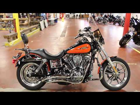 2009 Harley-Davidson Dyna® Low Rider® in New London, Connecticut - Video 1