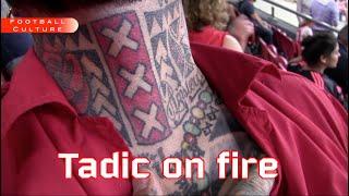 Tadic On Fire (Ajax - Dynamo Kiev)