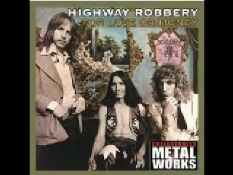 Highway Robbery - Fifteen online metal music video by HIGHWAY ROBBERY
