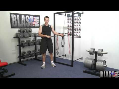 Ćwiczenia rozciągające mięśnie piersiowe