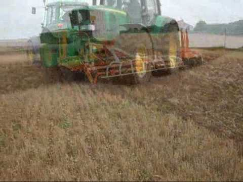 Simab Great Plains Cultivator Video