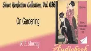 On Gardening R. F. Murray audiobook