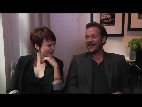 DP/30 Sneak Peek - TIFF '09 - Carey Mulligan & Peter Sarsgaard, stars of An Education