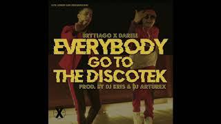 Brytiago Ft. Darell - Everybody To The Discotek Mix