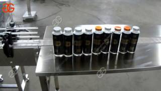 full automatic liquid bottle filling  line| filling machine|capping machine| labeling machine