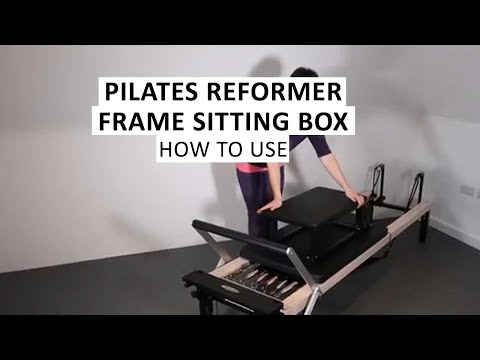 Frame Sitting Box