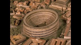 Коллизей в Риме. Коллизей арена смерти