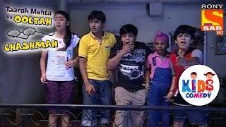 Tapu Sena, One On One With The Ghost | Tapu Sena Special | Taarak Mehta Ka Ooltah Chashmah