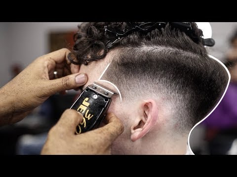 *NEW STEPS* HAIRCUT TUTORIAL: EZ STEPS TO DO A LOW FADE