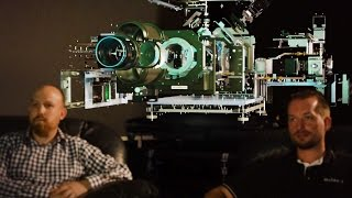 How Do Digital Projectors Produce 281 Trillion Shades of Color?