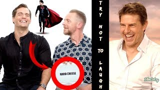 Mission Impossible: Fallout Bloopers & Funny Moments(Part-1) - Try Not to Laugh 2018