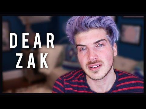 Dear Zak