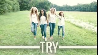 Colbie Caillat Try - 1 Girl Nation Cover