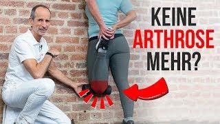 Arthrose Im Knie? Das Sind Die Besten Übungen Dagegen!