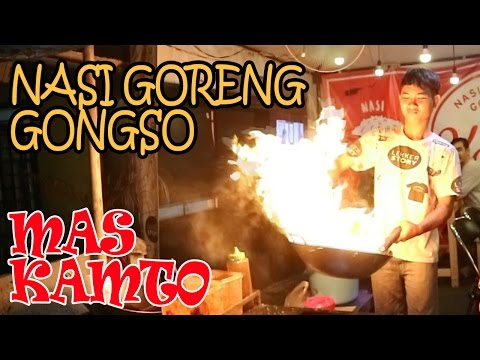 Video Nasi Goreng Enak Gongso Mas Kamto Semarang Ada Di Jakarta