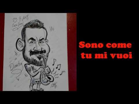 """Didi Farabut """"Saxobar"""" con basi strumentali Reggio Emilia Musiqua"""