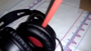 Unboxing Headset Phillips Shg 7980 - PC- Headset novo pro canal
