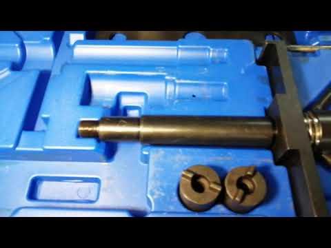 Фото к видео: Volvo s80 2.9 замена ремня ГРМ и фазорегулатора на моторе B6294 и B6304