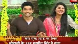 SBB - Romantic Moments Between Yash & Aarthi (Punar Vivaah) - 7th August 2012