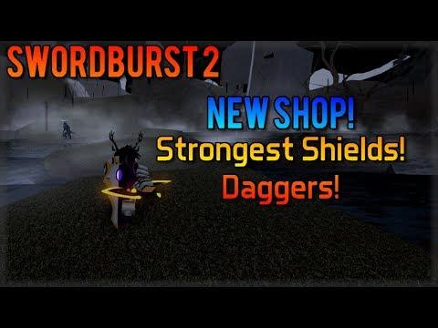 Swordburst 2 - I Got Demon Shield & Ashrune Shield! Floor 9
