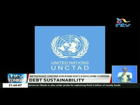 UNCTAD rises concerns over rising debts in developing countries