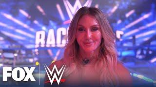 Charlotte Flair on Simone Johnson joining WWE, favorite Avenger | WWE BACKSTAGE | WWE ON FOX