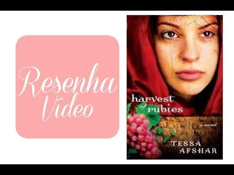 Colheita de Rubis - Tessa Afshar