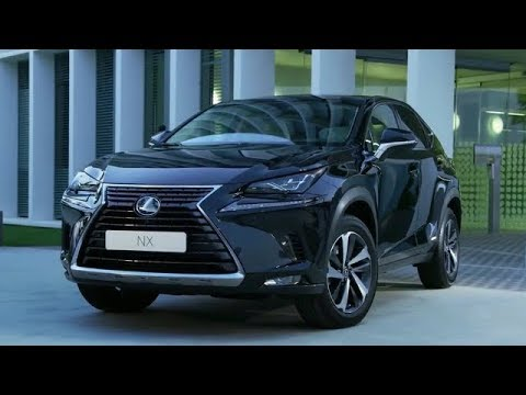 Lexus Nx New Technology 2019