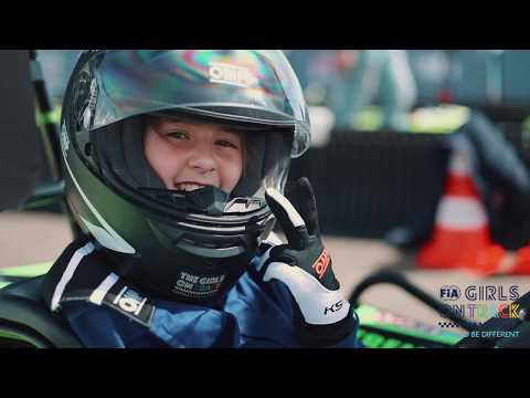 FIA Girls on Track - Dare to be Different Day one