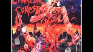 Shredded Humans-Cannibal Corpse