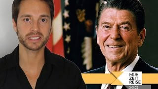 Ronald Reagan erklärt | Promis der Geschichte mit Mirko Drotschmann