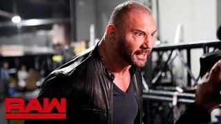WWE: Lo que sucedió al culminar RAW; Ataque de Batista a Ric Flair; Roman Reigns (VIDEOS)