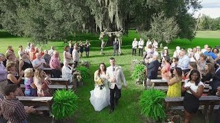S Bar S Barn Wedding - Lakeland, FL