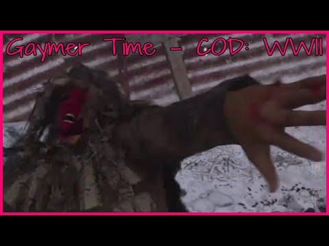Gaymer Time #1 - COD: WWII