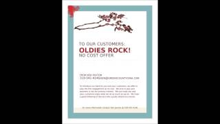 Oldies Rock - Gimme Gimme Good Lovin